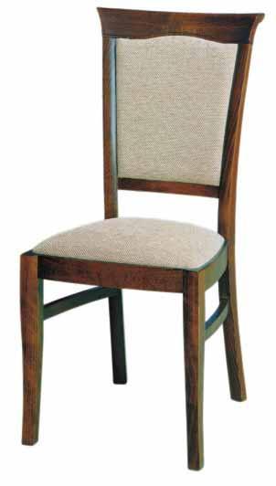 Black Red White KENT, židle, kaštan