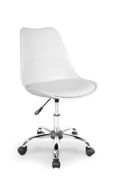 Halmar Dětská židle COCO, bílá