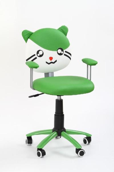 Halmar Dětská židle TOM, zelená