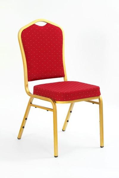 Halmar Židle K66, bordó