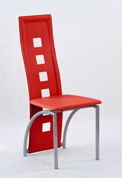 Halmar Židle KA4M, červená