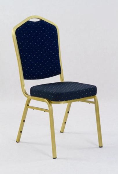 Halmar Židle K66, modrá