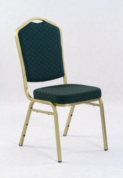 Halmar Židle K66, zelená