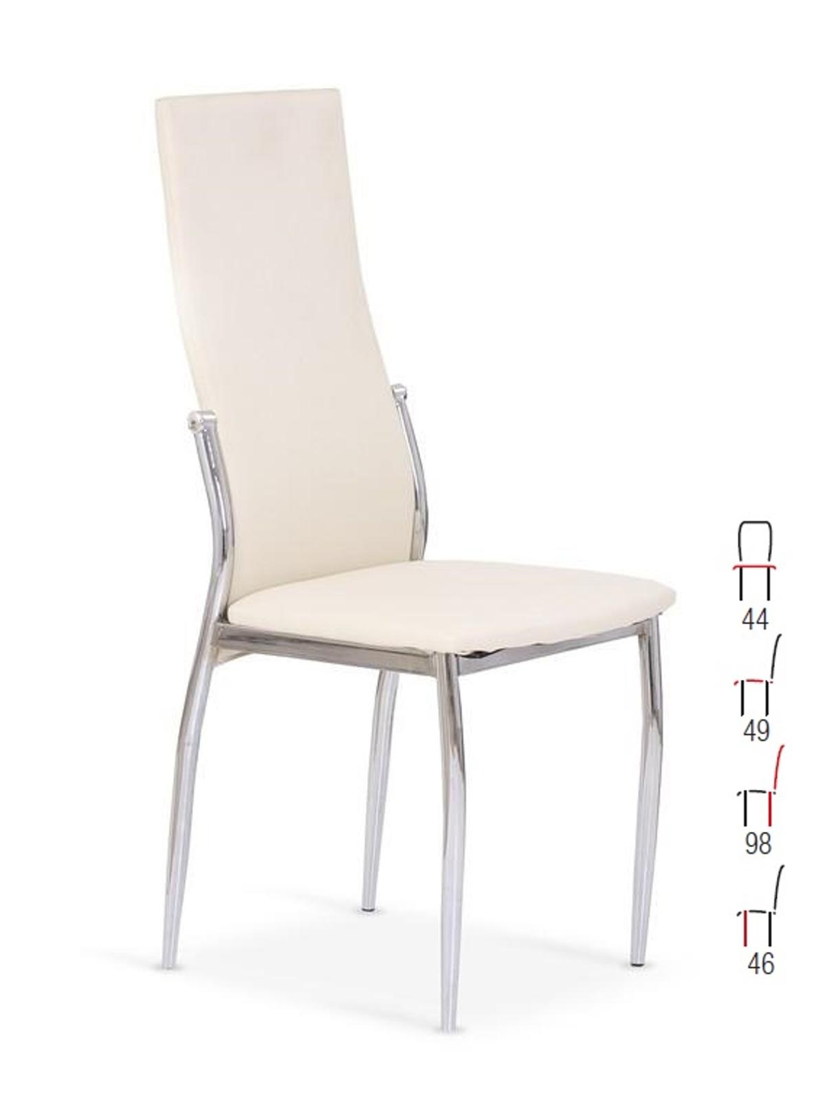 Halmar Židle K3, vanilka