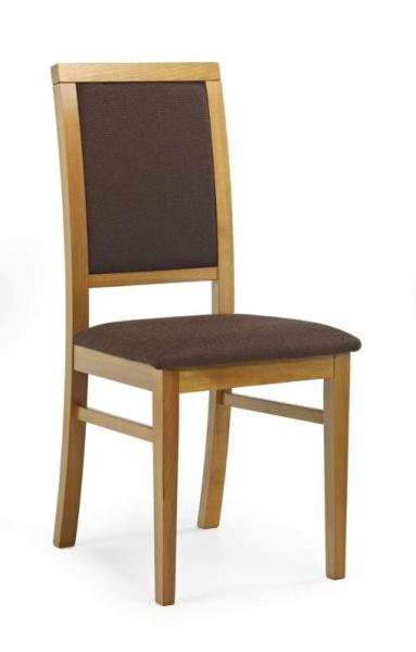 Halmar Jídelní židle SYLWEK 1, olše/látka