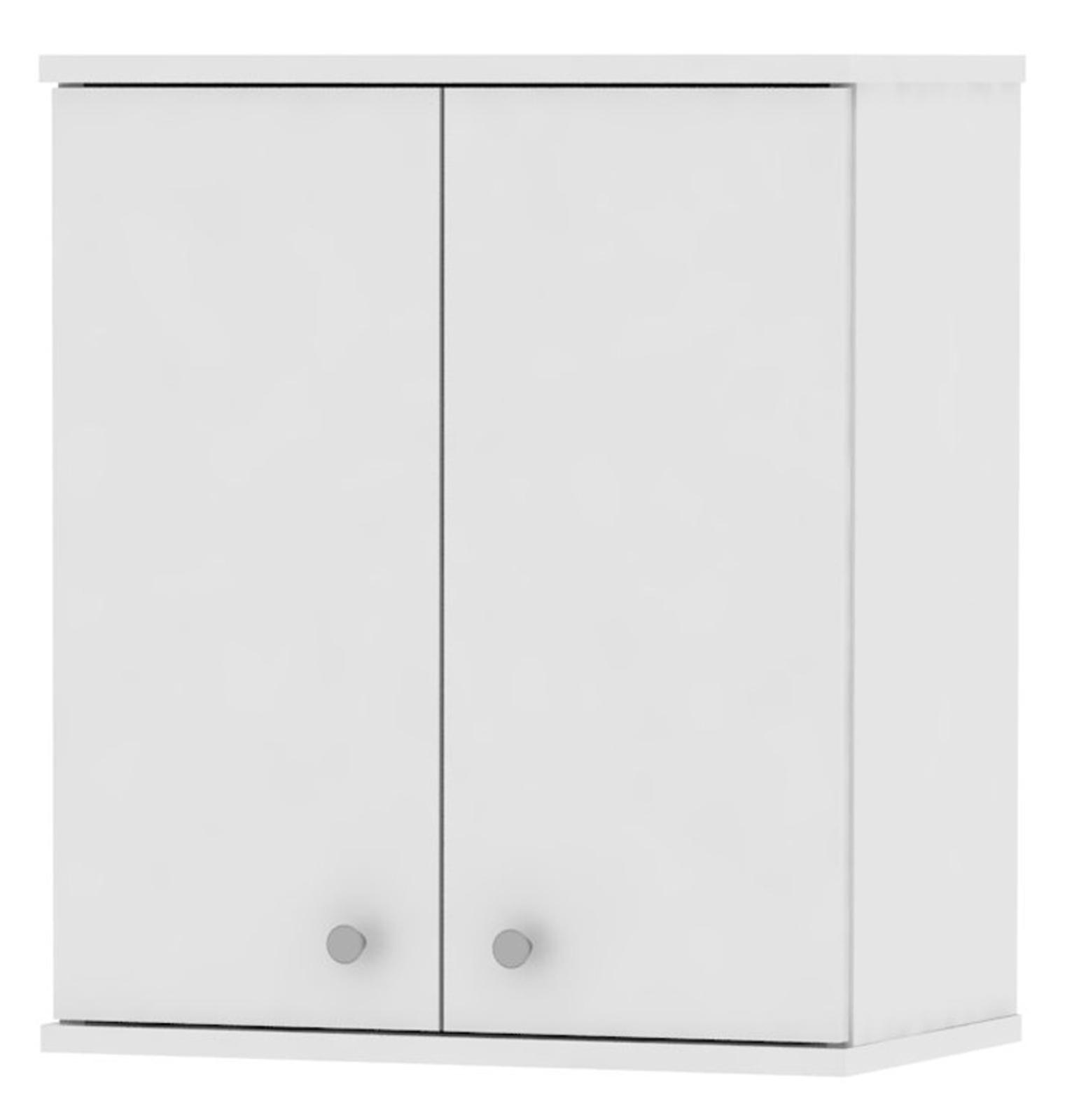 Horní závěsná skříňka, bílá, GALENA SI08