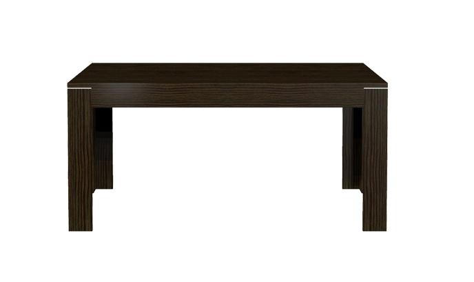Forte KENDO, jídelní stůl, dub čokoládový