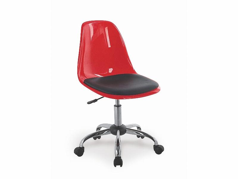 Halmar Dětská židle COCO II, červená