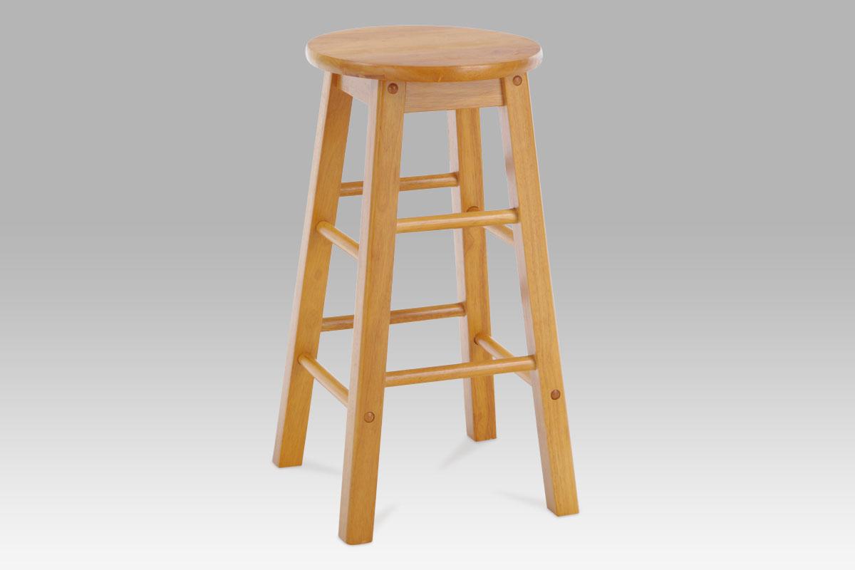 Autronic Barová stolička BS24 OL, olše