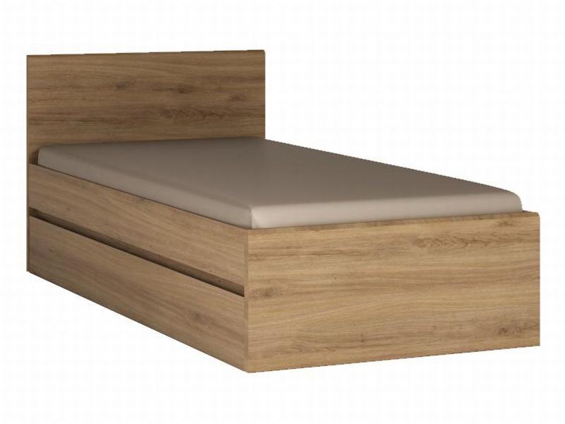 Extom HOBBY, postel, dub divoký