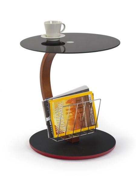 Halmar Konferenční stolek WENDY, třešeň