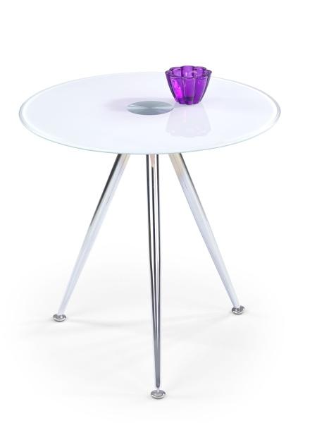 Halmar Konferenční stolek SIENA, bílý