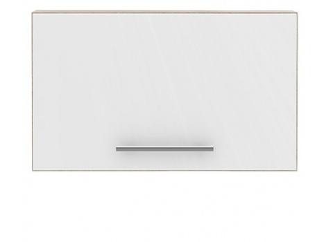 Forte MULTIFORTE, horní skříňka 60, dub sonoma/bílý lesk