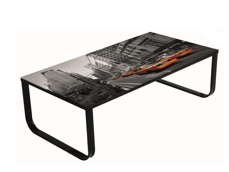 Smartshop TAXI New York, konferenční stolek