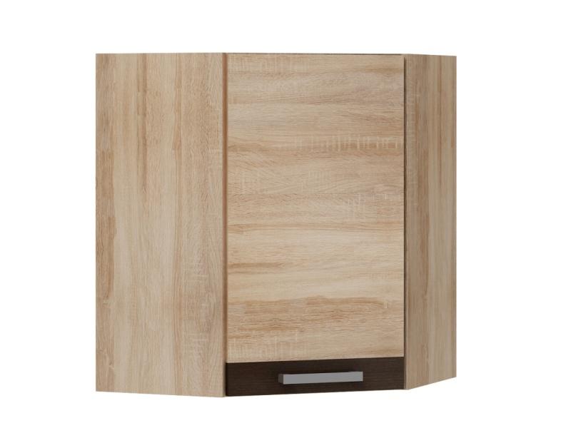 MORAVIA FLAT POLO, horní rohová skříňka W60N, barva: ...