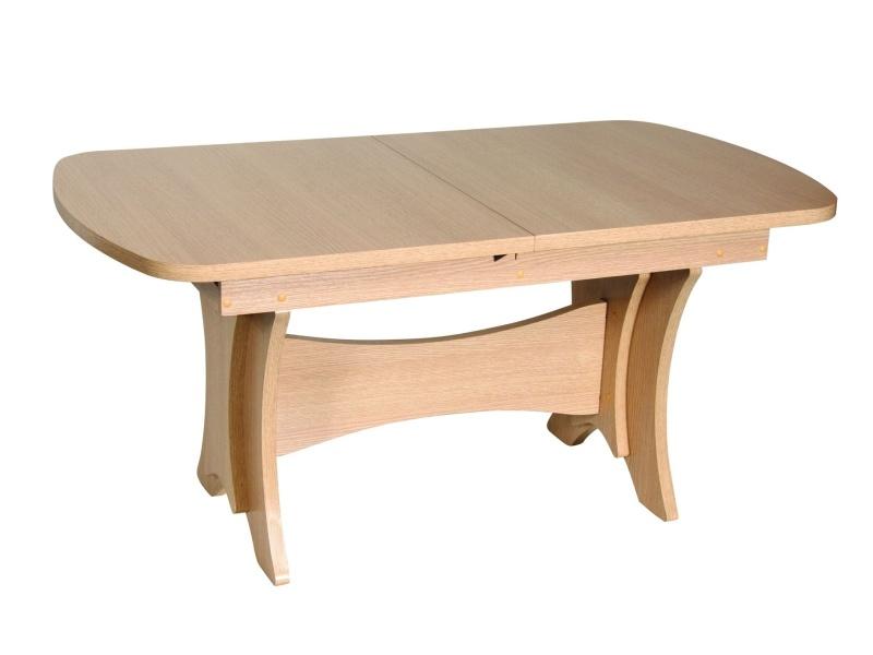 MORAVIA FLAT Konferenční stolek ALASKA rozkládací, barva: