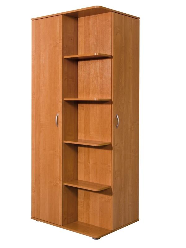 MORAVIA FLAT Šatní skříň rohová NEMO, barva: