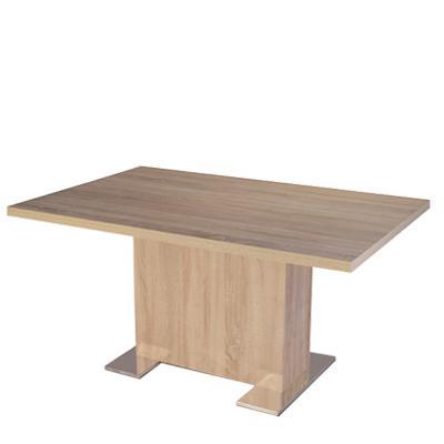 Idea Jídelní stůl BONN dub sonoma