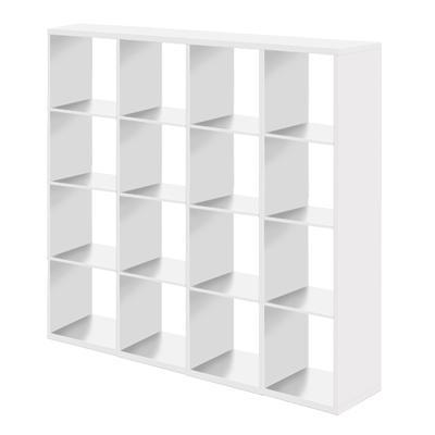 Idea Knihovna MAX 16, bílá