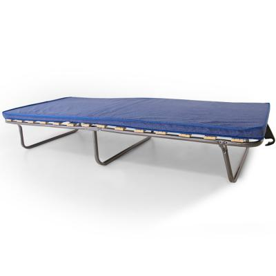 Idea Skládací postel COPENHAGEN 80x190 cm včetně roštu a matrace