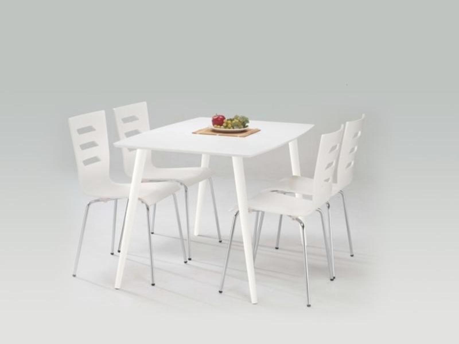 Halmar Jídelní stůl OMEGA, bílý