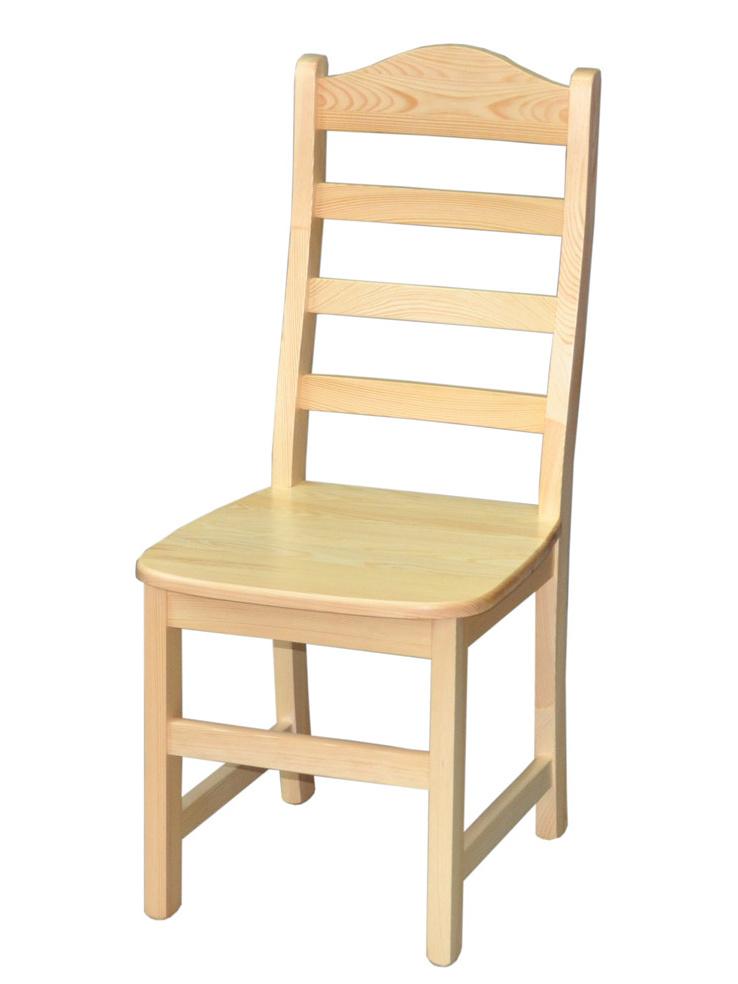 MAGNAT Židle nr.3, masiv borovice, moření: ...