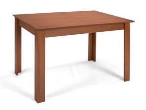 MATIS Jídelní stůl rozkládací STANDARD PLUS 120/153x80, třešeň