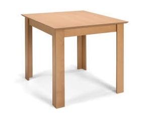 MATIS Jídelní stůl STANDARD 80x80, buk