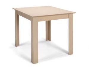 MATIS Jídelní stůl STANDARD 80x80, dub