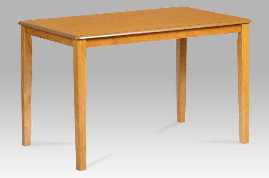 Autronic Jídelní stůl GEPARD OL, 120x75, olše