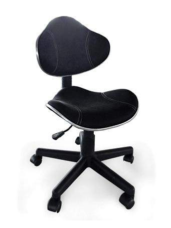 DEMEYERE AGRONAUT, dětská židle, černá