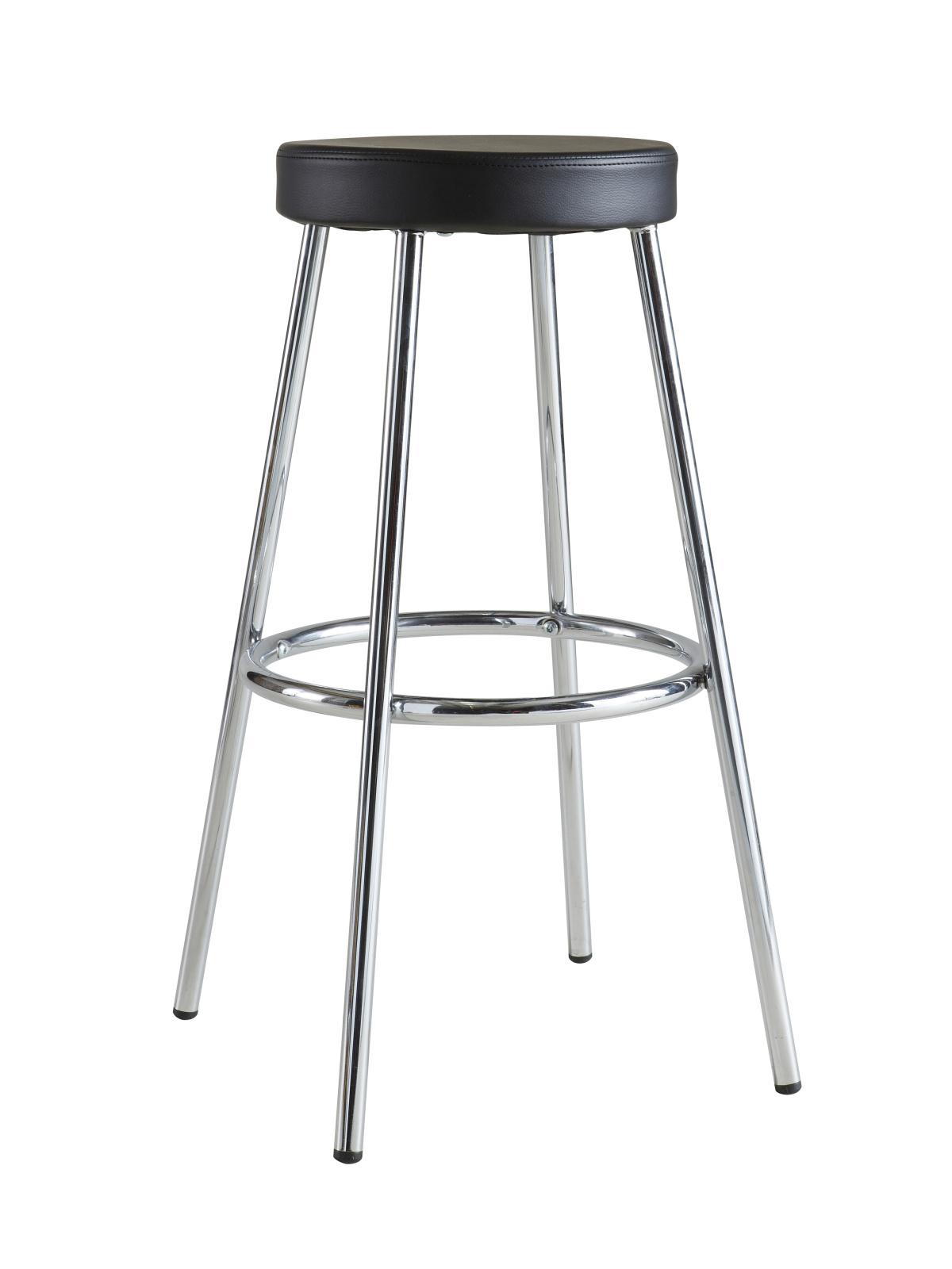 DEMEYERE BAIR barová židle, černá