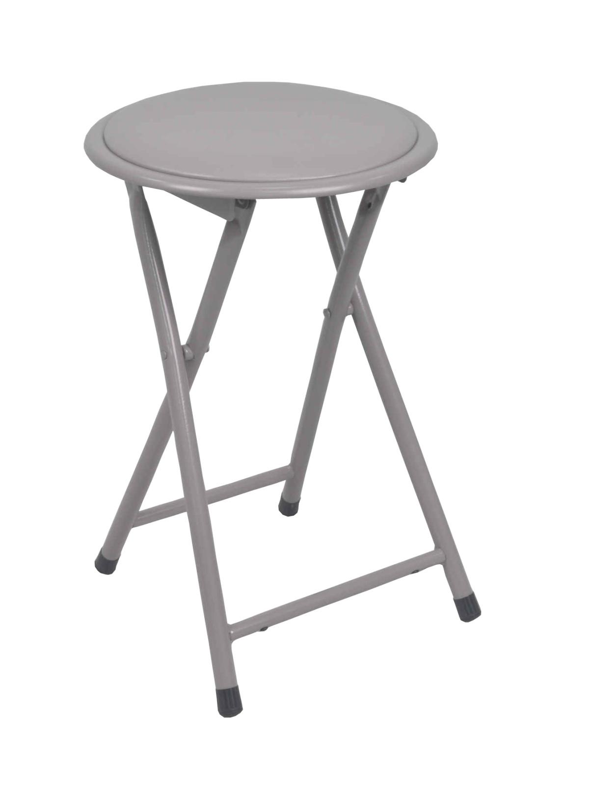 DEMEYERE TIK, skládací židle, šedá