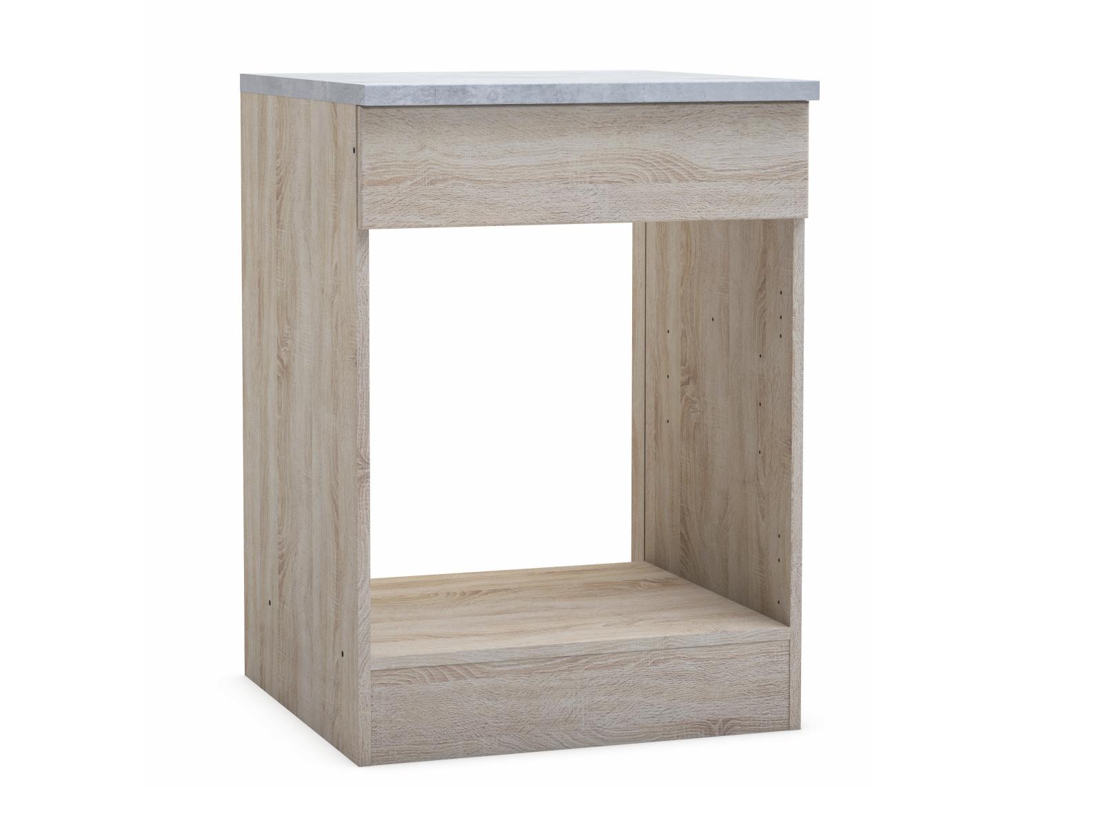 DEMEYERE PEPRIKA, skříňka pro vestavnou troubu, dub sonoma