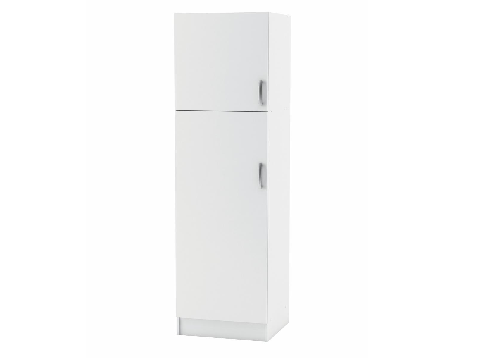 DEMEYERE NOVIA, vysoká skříňka šíře 60 cm, bílá