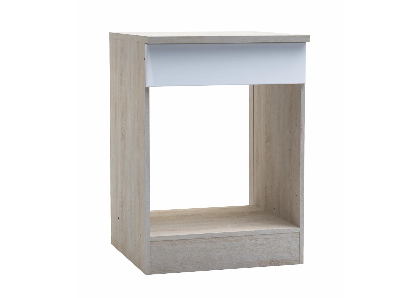 DEMEYERE CHANTILY, skříňka pro vestavnou troubu, bílý lesk