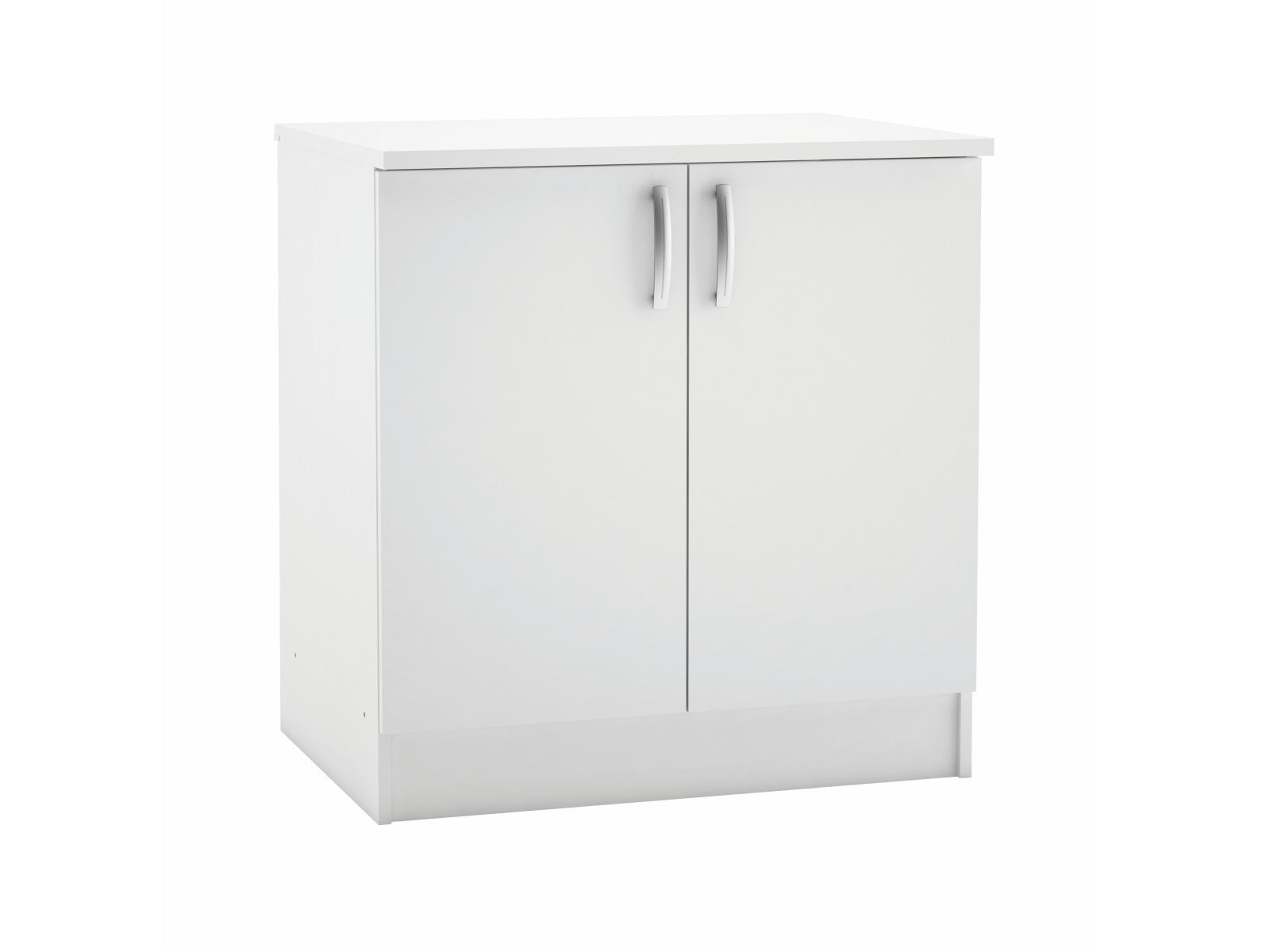 DEMEYERE NOVIA, skříňka dolní 80/hl. 60 cm, bílá