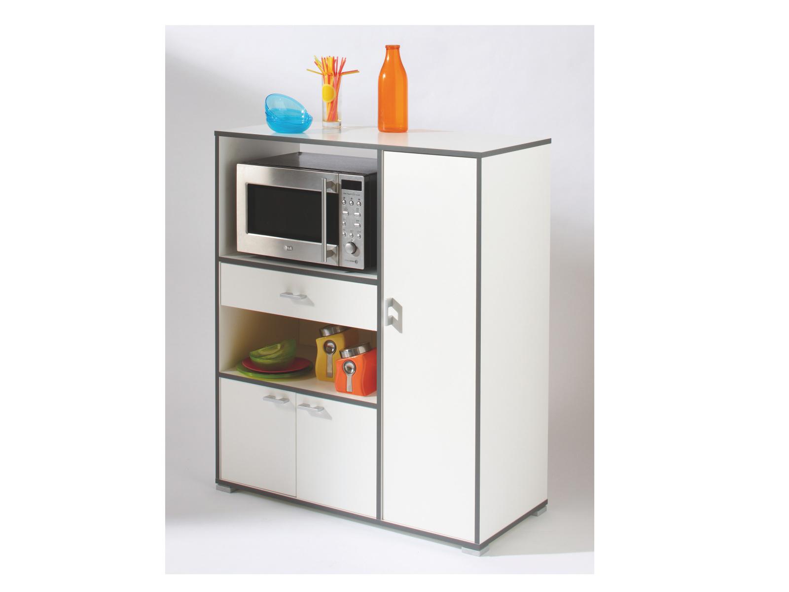 DEMEYERE BAZZ, kuchyňská skříňka, bílá