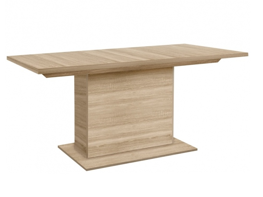 Forte Jídelní rozkládací stůl EST42, dub sonoma