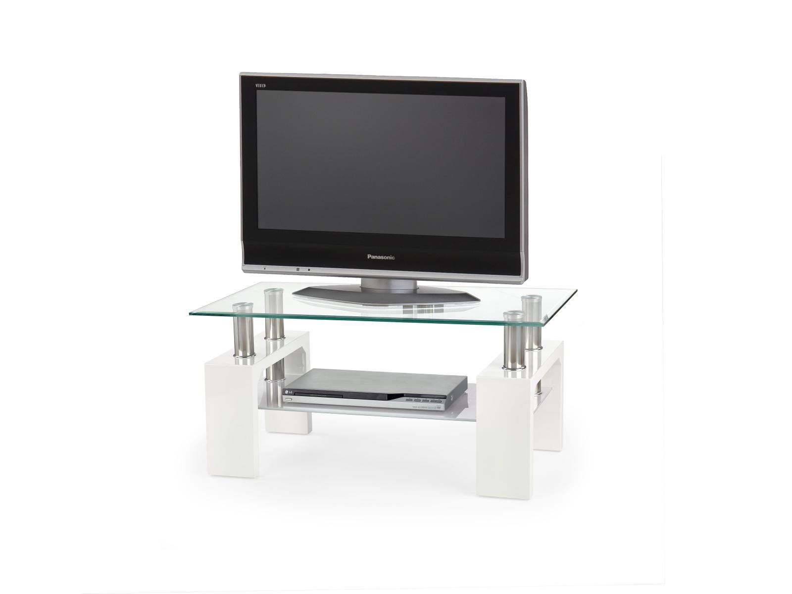 Halmar Televizní stolek RTV-23, bílá