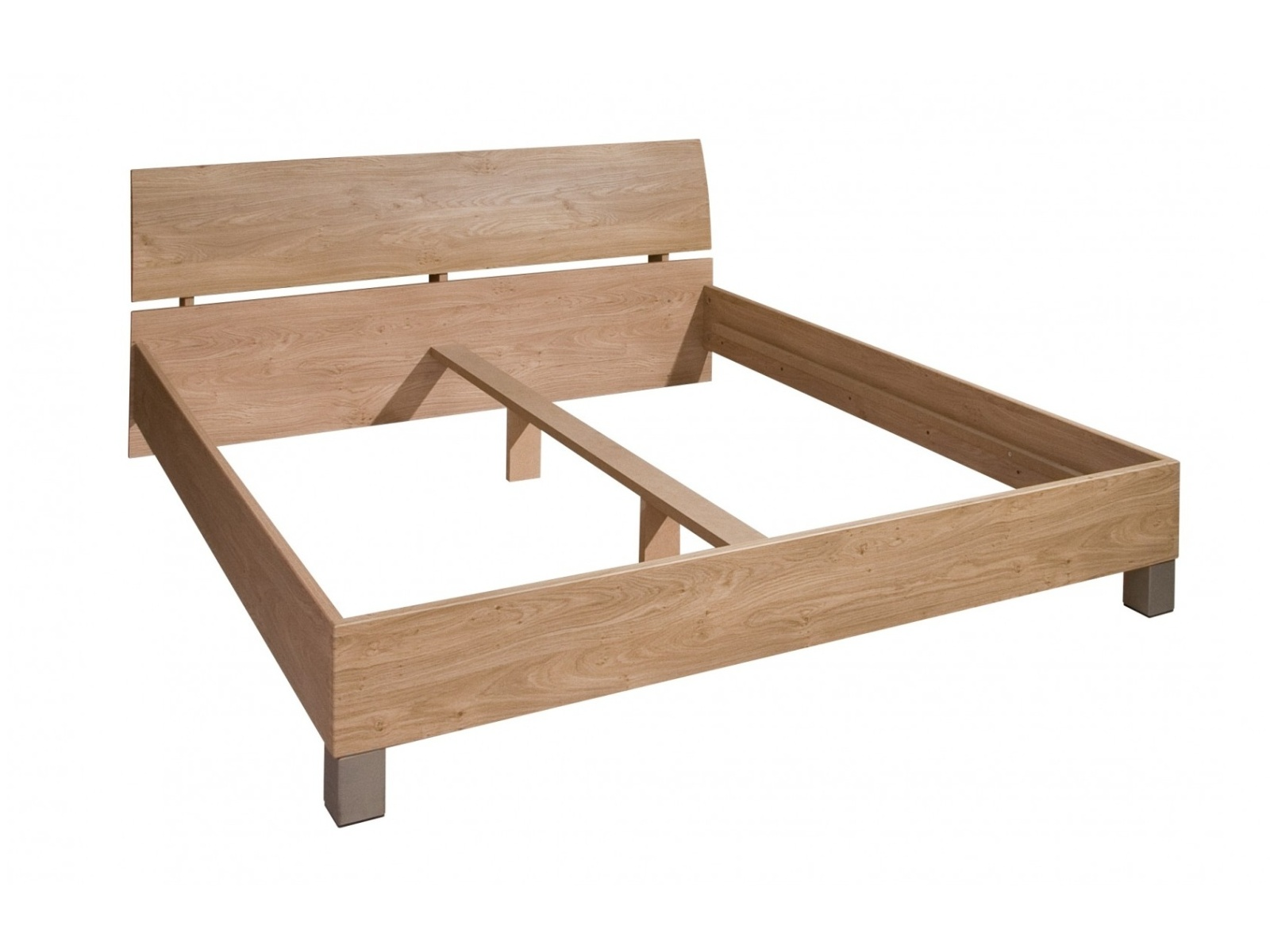 Decodom CASSONOVA typ 09-P-SOH-180 postel pro seniory, dub sukatý