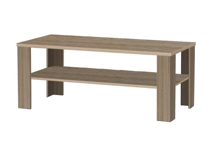 Tempo Kondela INTERSYS NEW konferenční stolek, dub sonoma tmavý truflový