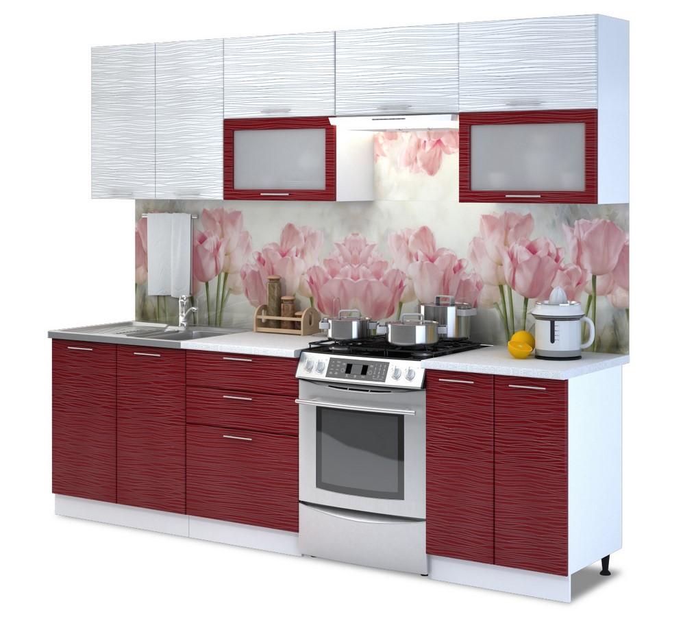 Smartshop Kuchyně VALERIA 260 červená