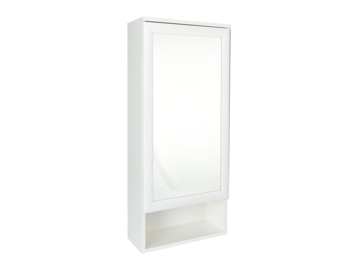 MATIS Skříňka se zrcadlem APOLON PA5, bílá