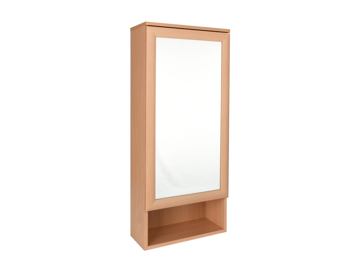 MATIS Skříňka se zrcadlem APOLON PA5, buk