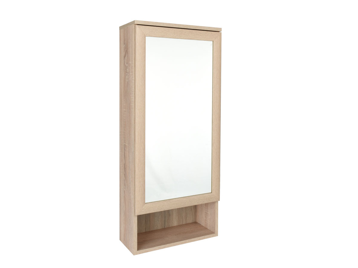 MATIS Skříňka se zrcadlem APOLON PA5, dub