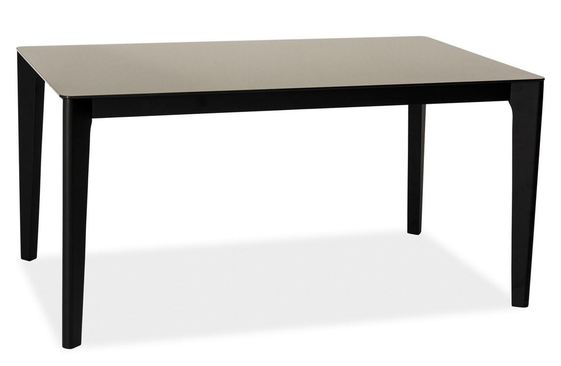 Smartshop Jídelní stůl ASPERO, černá