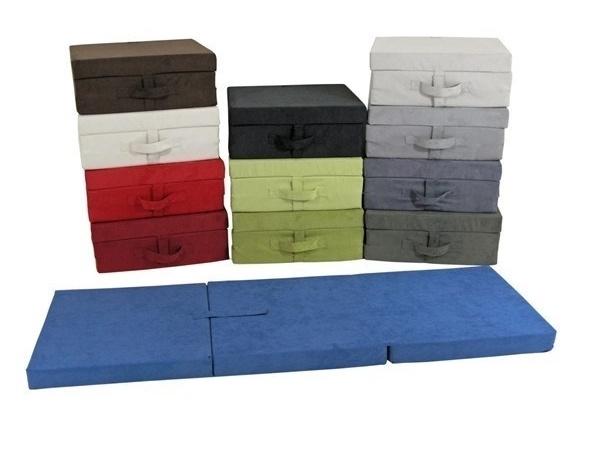 Gumotex Skládací matrace Tom, modrá