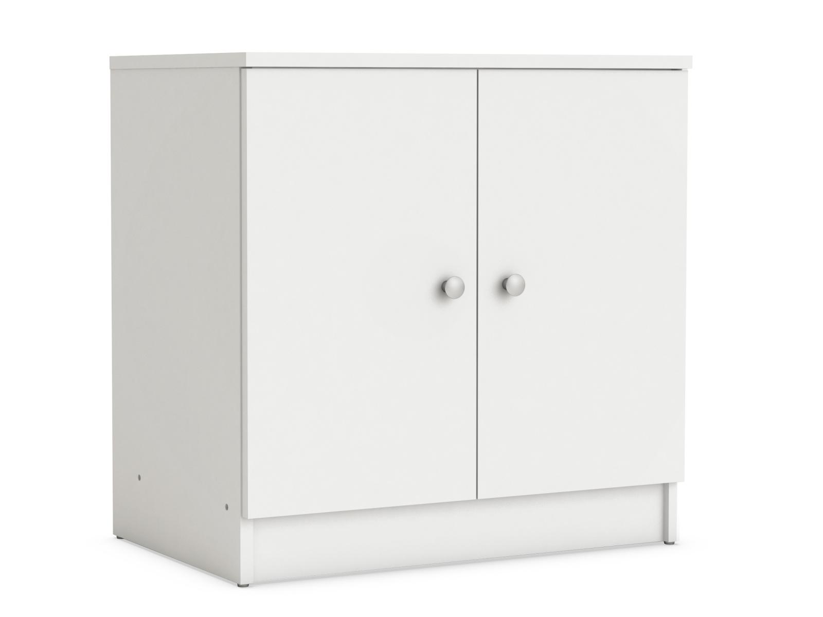 DEMEYERE AKVA koupelnová skříňka, bílá