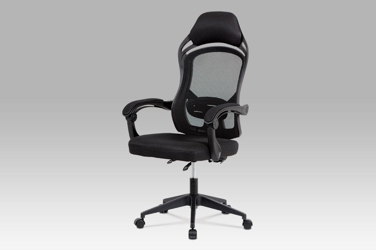 Autronic Kancelářská židle KA-Z619 BK, černá